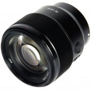 Obiectiv Foto Sony SEL-85F18.SYX 85mm f/1.8 GM (Negru)
