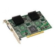 Matrox Multi-Monitor Series G450 X2 - Carte graphique - 2 GPUs - MGA G450 - 64 Mo DDR - PCI / 66 MHz