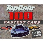 Top Gear: 100 Fastest Cars by Matt Master