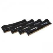 Памет Kingston HyperX Savage 32GB 4x8GB DDR4 PC4-22400 2800MHz CL14 KIN-RAM-HX428C14SB2K4/32
