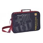 Safta - FC Barcelone - Sac d'école (38 x 28 x 6 cm)