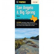 Universal Map San Angelo/Big Spring Fold Map (Set of 2) 28128