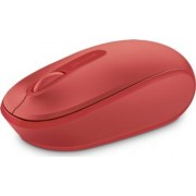 Mouse Wireless Microsoft Mobile 1850 Red