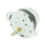 Uxcell a13101600ux0128 DC Gear Box Geared Electric Motor for Robot 12V 3 rpm Torque