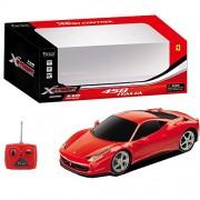 Rocco Giocattoli - Ferrari 458 Italia Radiocomando Scala 1:18