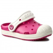 Чехли CROCS - Bump It Clog K 202282 Candy Pink/Oyster