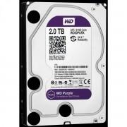 Hd Purple 2tb Sata 6 Gb/s 7200rpm 64mb Wd20purx Ideal para Vigilância