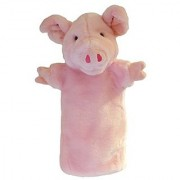 The Puppet Company - Long-Sleeved Glove Puppets - Pig