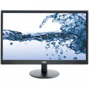 """Monitor LED AOC E2270SWDN 21.5"""" 5ms black"""