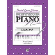 David Carr Glover Method for Piano Lessons by CRC Laboratories Department of Anatomy and Physiology David Glover