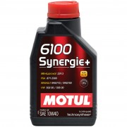 MOTUL 6100 Synergie+ 10W40 1 litru