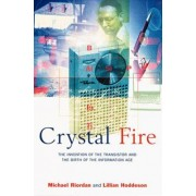 Crystal Fire by Michael Riordan