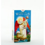 Tarot of White Cats by Pietro Alligo