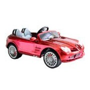 Mercedes Benz 722 S Kids 12 V Electric Ride On Toy Car W/ Parent Remote Control Red
