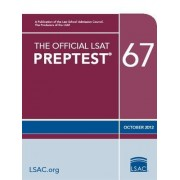 The Official LSAT Preptest 67 by Wendy Margolis