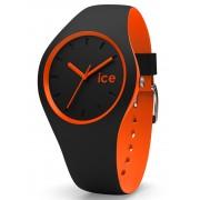 Ice-Watch DUO IW001529 Orange Black Medium horloge