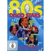 Artisti Diversi - 80's Disco Stars Live 1 (0090204777570) (1 DVD)