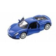 Porsche 918 Spyder, Blue - Kinsmart 555030 - 1/36 Scale Collectible Model Toy Car