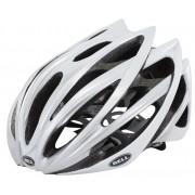 Bell Gage Casco bianco 51-55 cm Caschi biciclette da corsa
