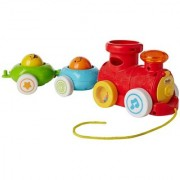 Winfun Pull Along Stacking Choo Choo Multi Color