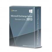 Microsoft Exchange Server Standard 2013 & 5 User CALs