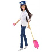 Barbie I Can Be... Pilot African-American Doll