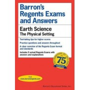 Barron's Regents Exams and Answers: Earth Science by David Berey