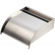 Ubbink Ränna i rostfritt stål för trädgårdsvattenfall 30 cm