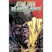 Star Trek/Planet of the Apes: The Primate Directive by Rachael Stott