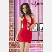 rotes Kleid Malibu - PASSION