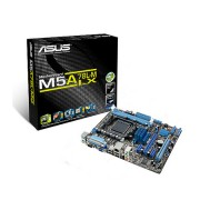 Placa Mãe ASUS p/ AMD AM3+ M5A78L-M LX/BR Box, c/ Anti Surge, Core Unlocker, Turbo Key