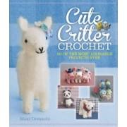 Cute Critter Crochet by Maki Oomachi