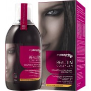 Beautin Colagen cu acid hialuronic, vitamina A, complexul B, vitamina C și zinc