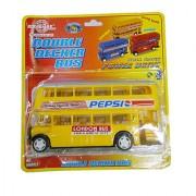 Speedage Double Decker Bus Sup Dlx (Multicolor)