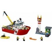 Brandbåt (Lego 60109 City)