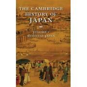 The Cambridge History of Japan: Mediaeval Japan v.3 by Kozo Yamamura