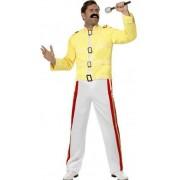 Freddy Mercury rockstar kostuum 48-50 (m)