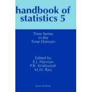 Handbook of Statistics: Time Series in the Time Domain v.5 by Dr. P.R. Krishnaiah