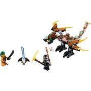 Legoâ® Ninjago Dragonul Lui Cole 70599