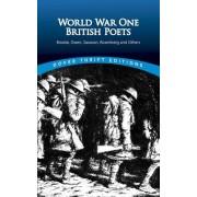 World War One British Poets by Candace Ward