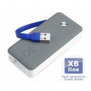 A-solar Xtorm Power Bank Air XB100 - външна батерия с 2 USB изхода за мобилни телефони и таблети (6000 mAh)