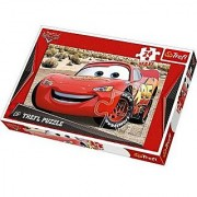 Trefl Maxi Disney Cars Lightning McQuinn Puzzle (24 Pieces)
