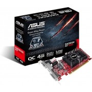 Asus Grafische kaart - 90YV04T2-M0NA00 VGA PCIe ATI R7240-OC-4GD3-L
