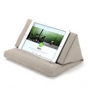 IPEVO: Stand-oreiller PadPillow pour iPad Air & iPad mini & iPad 4 & iPad 3 & iPad 2 & iPad 1 & Nexus & Galaxy - Kaki Clair