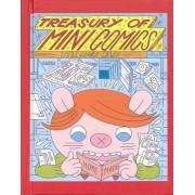 Treasury of Mini Comics: Volume 1 by Michael Dowers