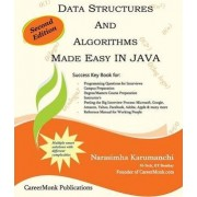 Data Structures and Algorithms Made Easy in Java by Narasimha Karumanchi