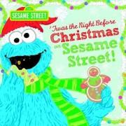 Twas the Night Before Christmas on Sesame Street by Lillian Jaine