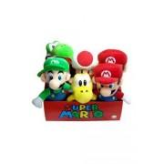 Super Mario Bros. Assortiment Peluches 20 Cm (6)