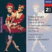 I. Stravinsky - Ballets (0028944346725) (2 CD)