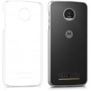 Funda Para Celular Motorola Moto Z Play - Transparente